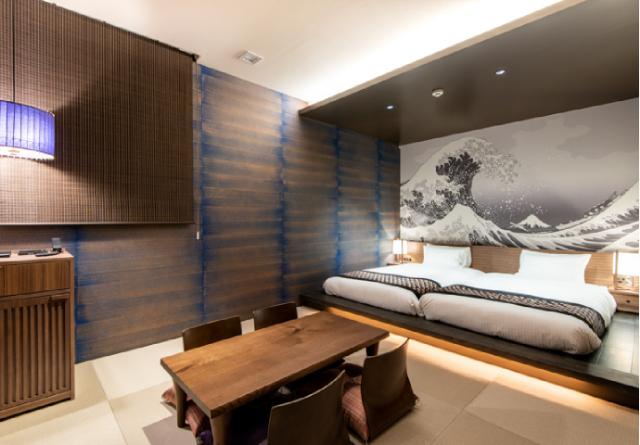 ラ・ジェント・ホテル新宿歌舞伎町浮世絵フロア3