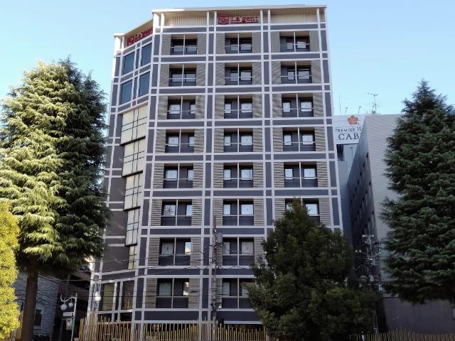 ラ・ジェント・ホテル新宿歌舞伎町外観