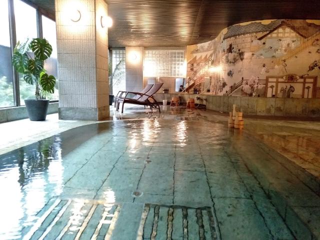 箱根つたや旅館温泉