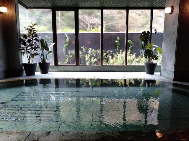 箱根つたや旅館温泉3