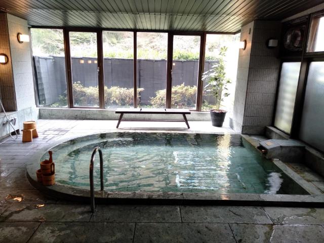 箱根つたや旅館温泉7
