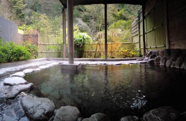 箱根つたや旅館温泉8