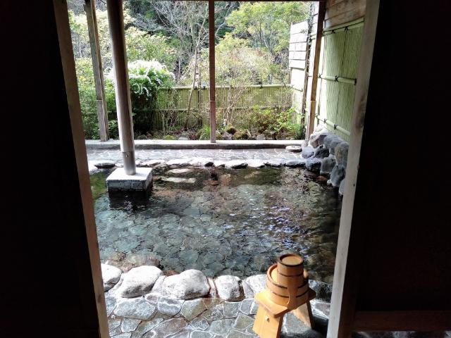 箱根つたや旅館温泉9