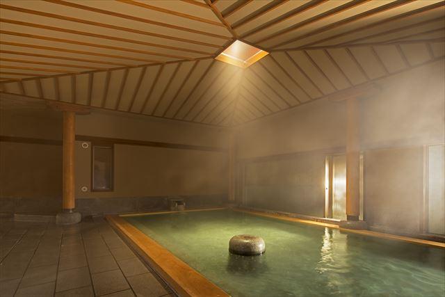 界 日光 内風呂