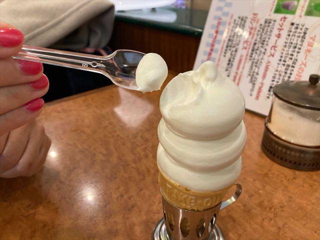 スイートハウスわかば ソフトクリーム