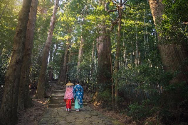 三重県熊野古道