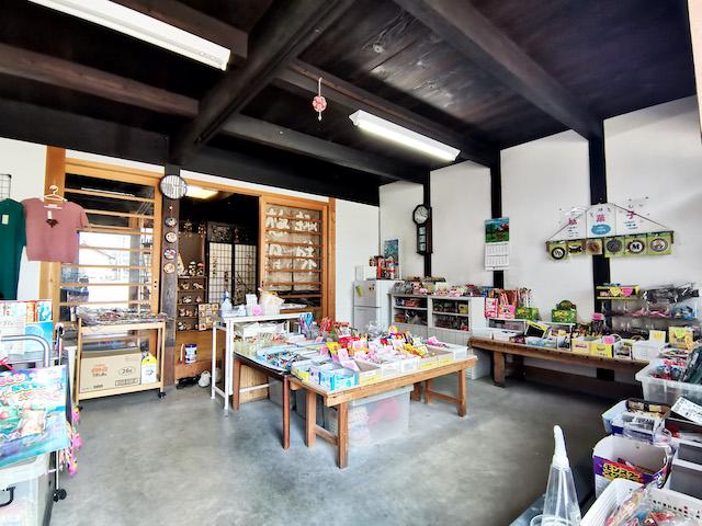 いながきの駄菓子屋探訪40三重県亀山市小平屋