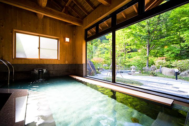 恵比寿の湯 (内風呂)