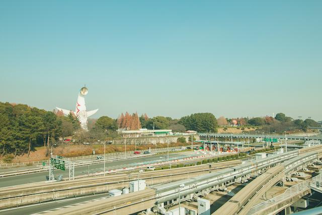 大阪府吹田市万博記念公園