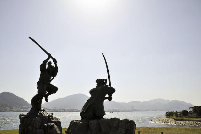 巌流島の戦い