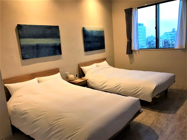石垣島ホテル クルル 客室