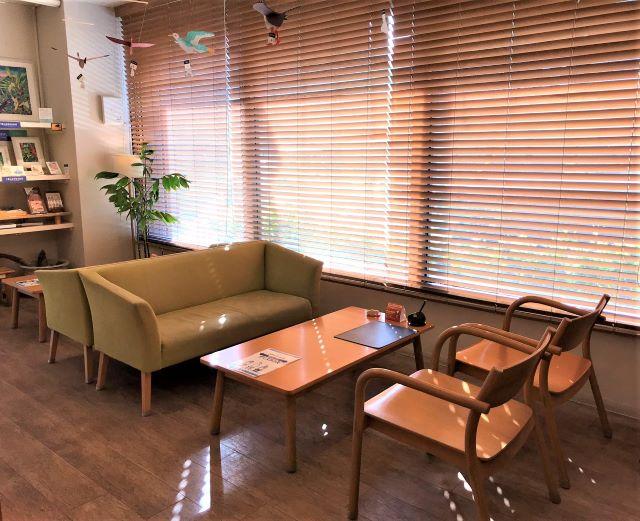 石垣島ホテル ククル ロビー