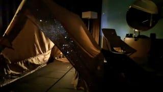千葉・浦安「シェラトン・グランデ・トーキョーベイ・ホテル」シェラトン・グランピング with ノルディスク「星空キャンプルーム・プラン」プラネタリウムと客室