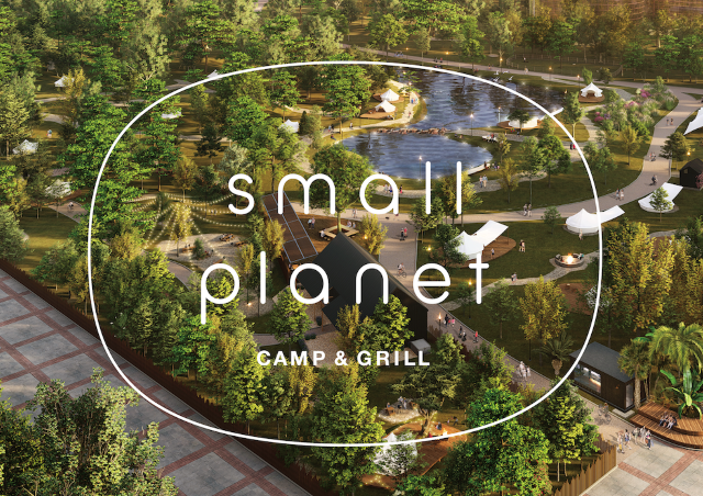 small planet CAMP & GRILL