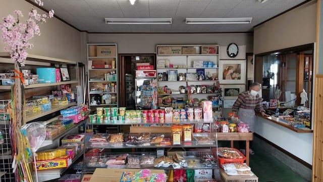 いながきの駄菓子屋探訪41岐阜県多治見市中嶋菓子店