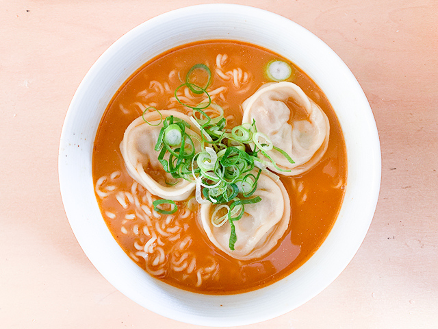 <レシピ2>韓国餃子(マンドゥ)