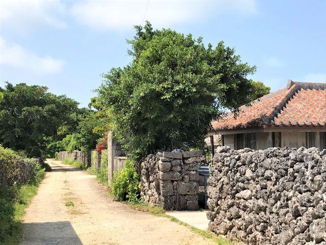 黒島 集落