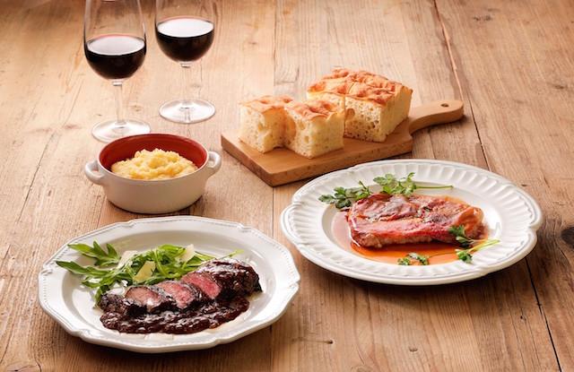 味わい豊かなお肉対決】イタリアンカルネセット