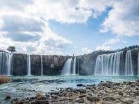 大分県豊後大野市原尻の滝
