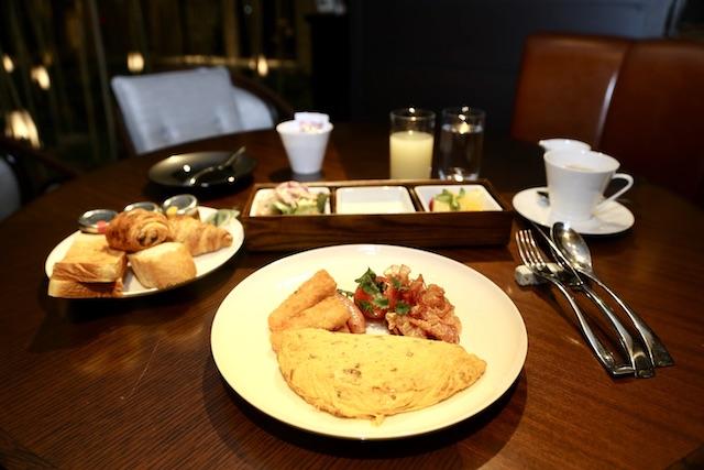 Mギャラリー 京都 朝食