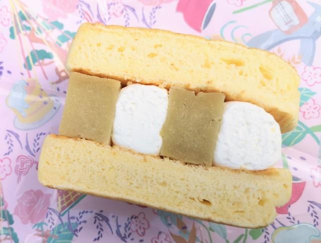 石川県・パンケーキカフェ「Cafe たもん」パンケーキサンド(五郎島金時3)