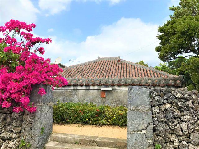 小浜島 集落