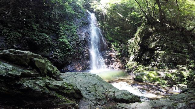 東京都西多摩郡払沢の滝