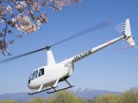 ヘリコプター遊覧飛行体験付宿泊プラン