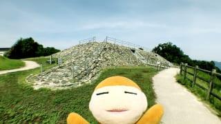 日本列島ゆるゆる古墳ハント21島根県出雲市西谷墳墓群4