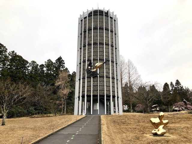 箱根 彫刻の森美術館 幸せを呼ぶシンフォニー