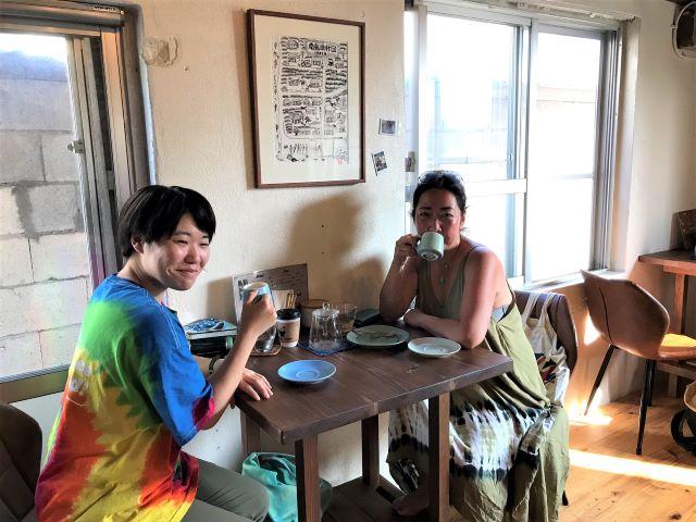 Sakurai Coffee お客さま