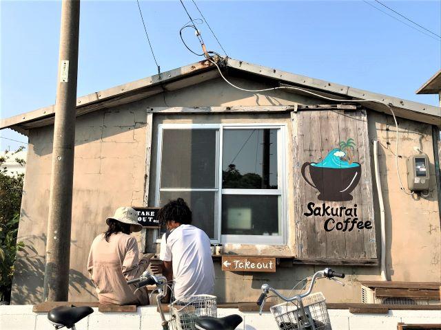 Sakurai Coffee 外観