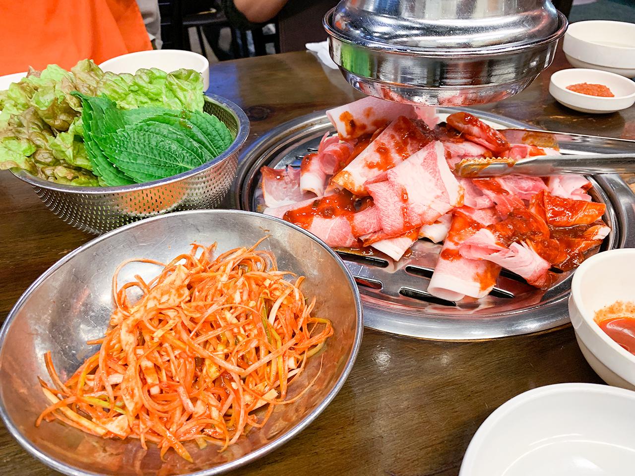 >韓国人にも人気の「セマウル食堂」