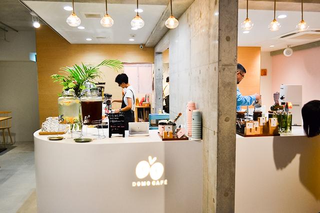 台湾の人気カフェのコーヒーが飲める「DOMO CAFE」