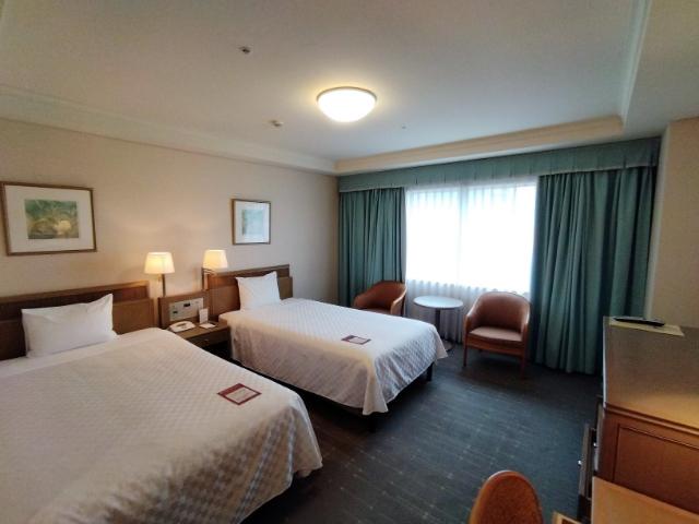 東京サテライトオフィス京王プラザホテル多摩客室2