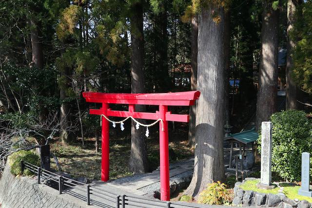 静岡県裾野市須山浅間神社
