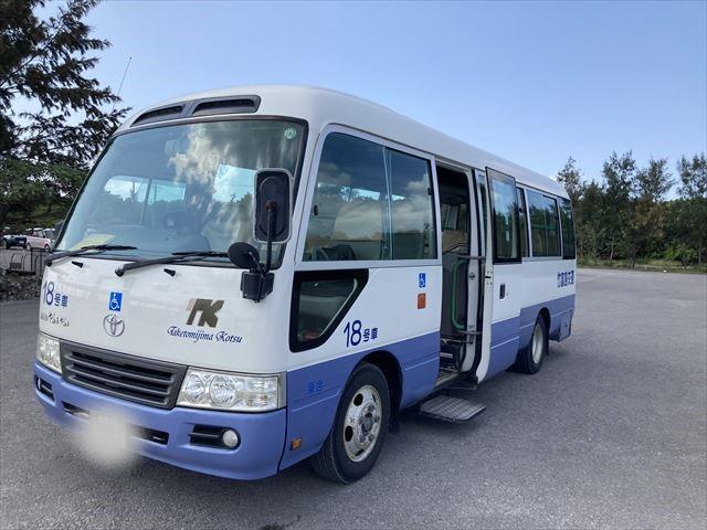 竹富島 島内バス観光