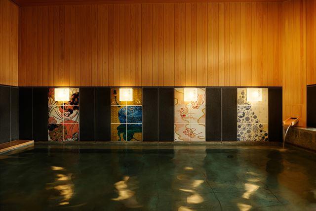 界 加賀 大浴場内湯