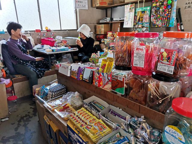 いながきの駄菓子屋探訪43山梨県笛吹市長瀬商店9