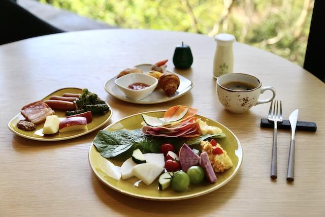 星野リゾート リゾナーレ那須 朝食