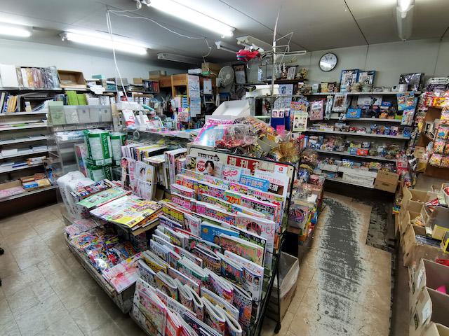 いながきの駄菓子屋探訪44静岡県三島市サイトウ文具店7