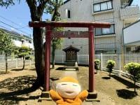日本列島ゆるゆる古墳ハント22東京都狛江市狛江古墳群5