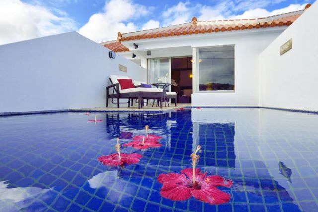pool terrace IMGYA SUITE(プールテラス イムギャースイート)