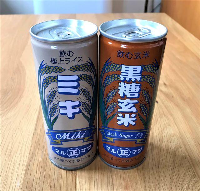 ミキ・黒糖玄米