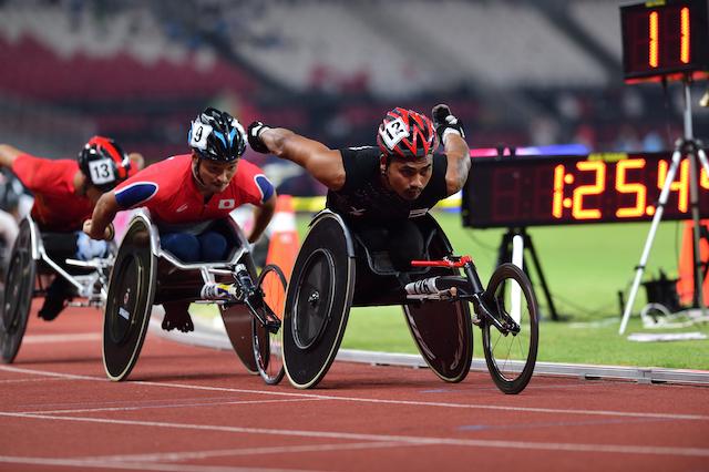 パラリンピックの競技