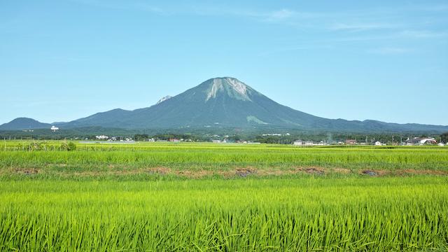 鳥取県大山町大山