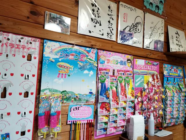 いながきの駄菓子屋探訪46埼玉県白岡市たばたや8