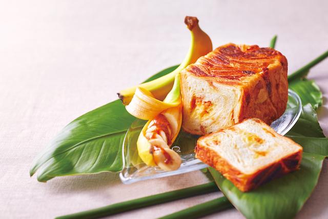 バナナ塩キャラメル
