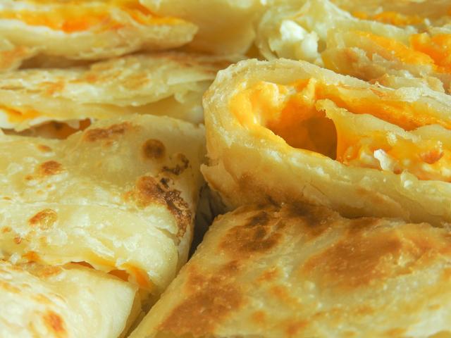 蛋餅(ダンピン)チーズ入り