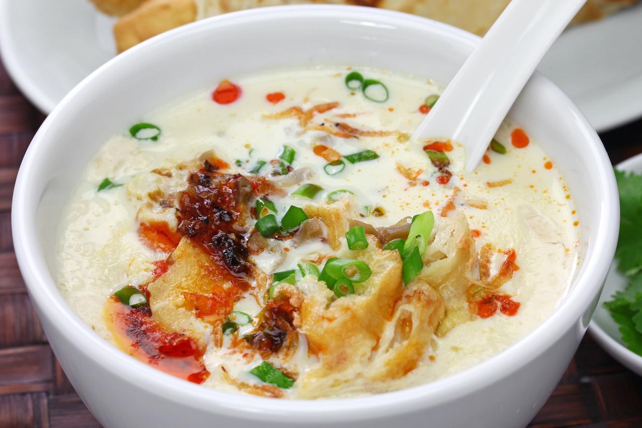 鹹豆漿(シエンドウジャン)